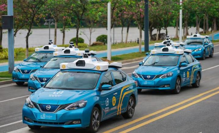 有人一周坐三次 自动驾驶出租车心情多愉快