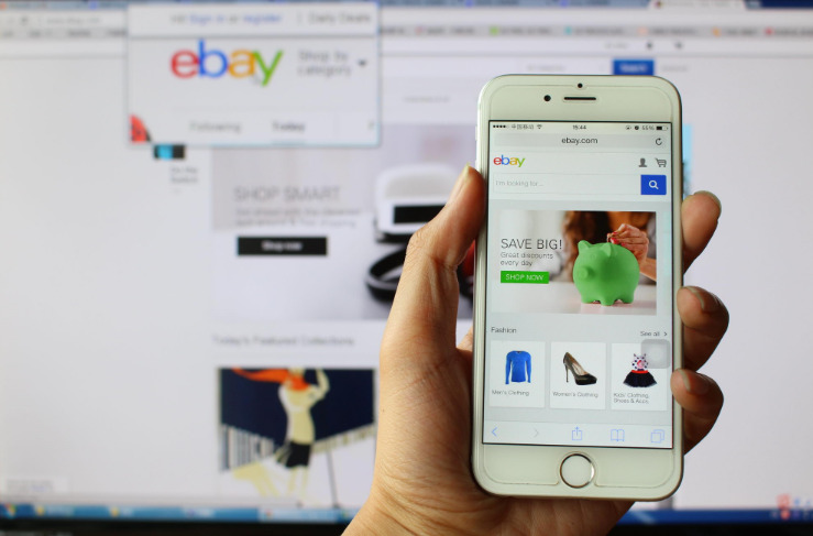 eBay将调整支付方式, 卖家可以使用银行卡支付