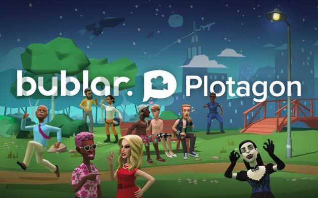 Bublar集团纳入了3D电影制作平台Plotagon