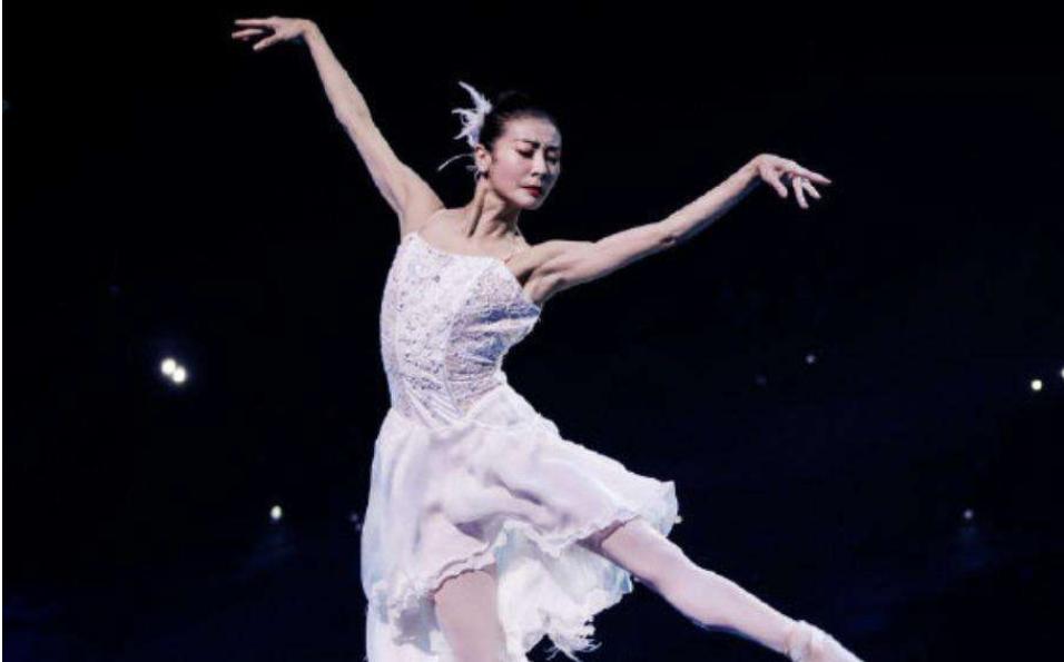 陈爱莲:每时每刻跳舞都是永恒的