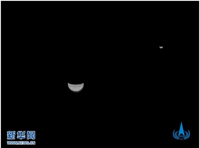 如何拍摄地球和月球的合影?揭秘合影背后的故事