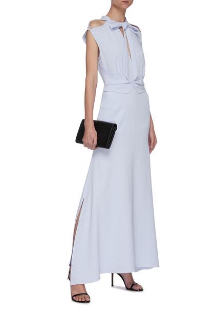 罗兰·穆雷特的礼服,优雅的职业女性风格