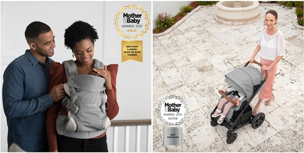 Mother&Baby Award 2021揭晓:Nuna获奖