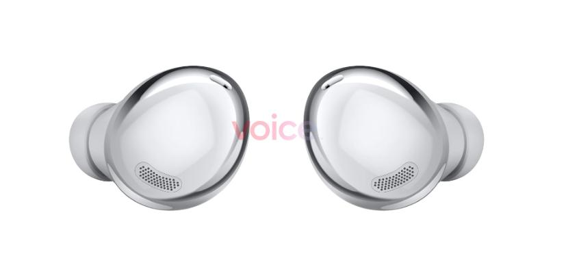 三星GalaxyBudsPro耳机银版图像曝光:支持主动降噪