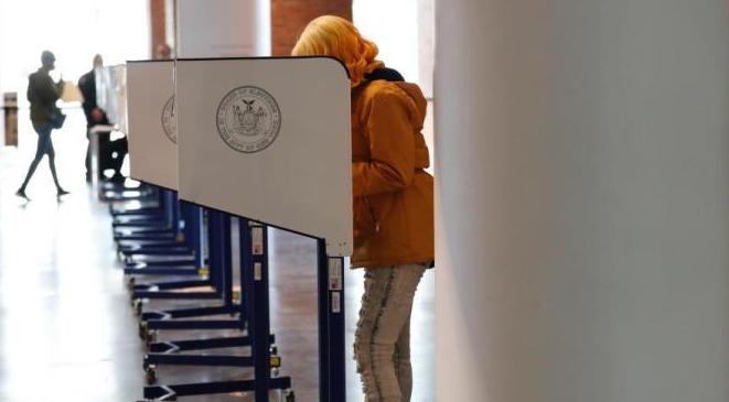 进入白宫的第一步!美联社说,拜登需要选票才能赢得选举