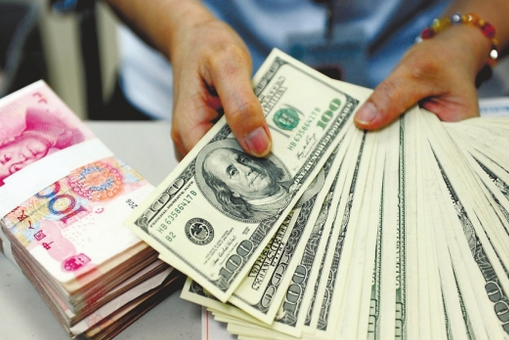环比增1.61%!截至11月底,中国的外汇储备为3.18万亿美元