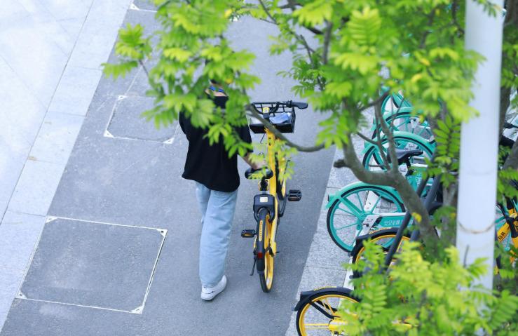 武汉:合理调整共享单车数量至58.8万辆_O2O_电商报