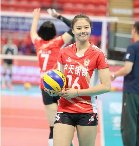 综合女排联赛:天津-江苏连续第一次晋级
