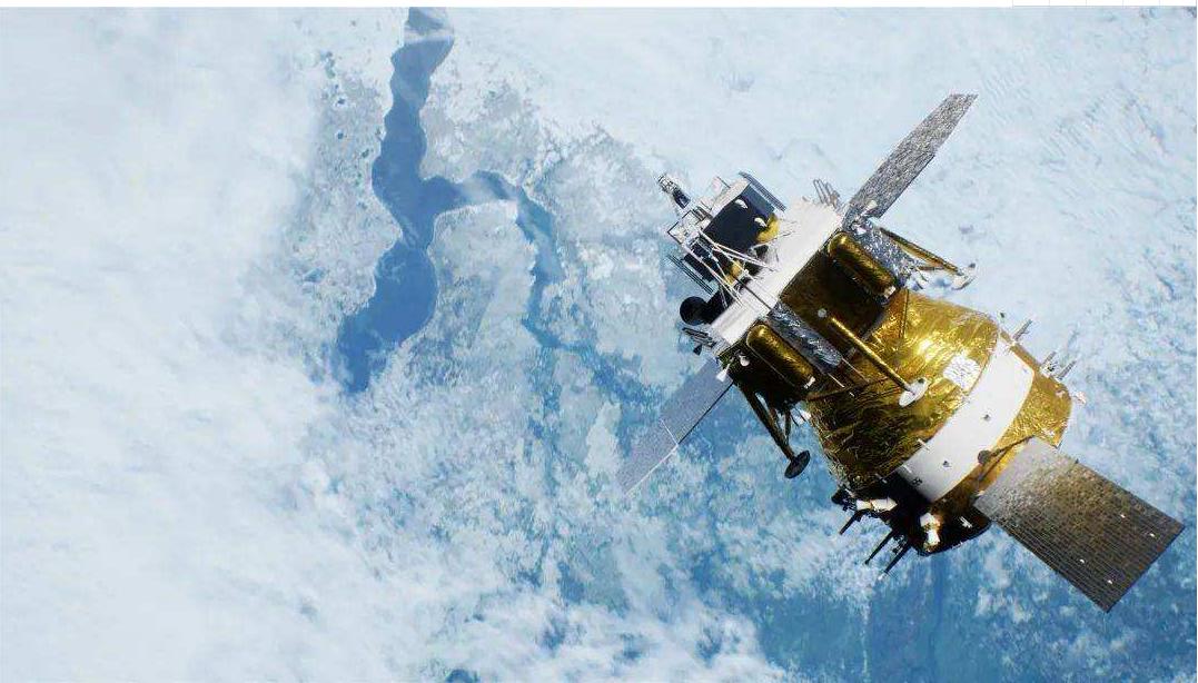 """四项主要技术被改进为""""太空邮递员"""