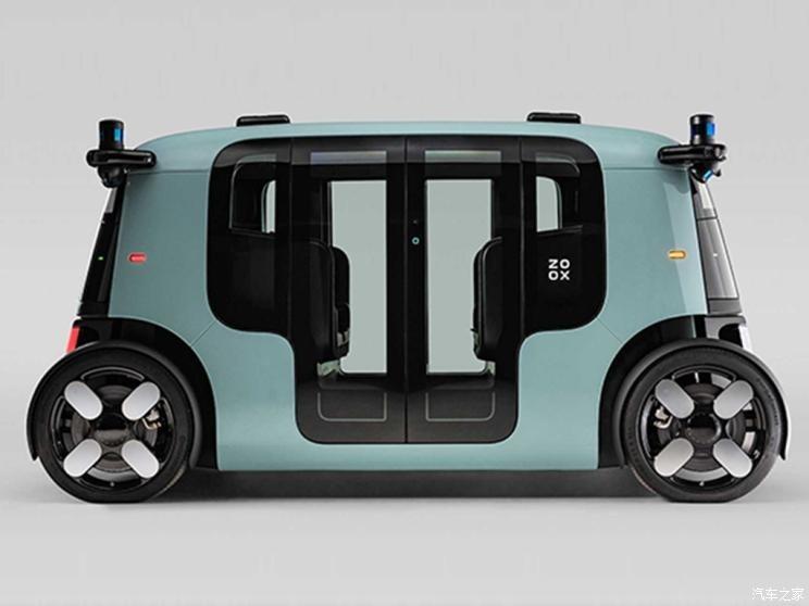 亚马逊Zoox 推出纯电动自动驾驶出租车