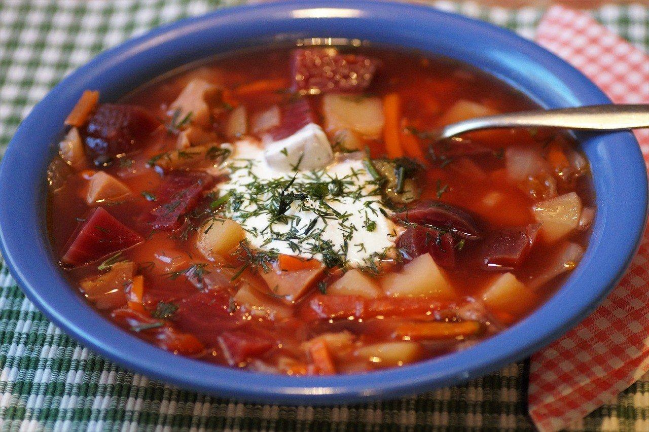 冬日里的温暖,可以来自一碗热腾腾且美味的汤