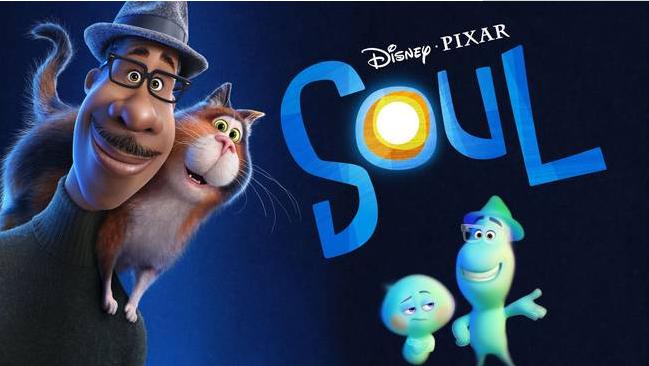 皮克斯的动画片《心灵奇旅》受到了高度赞扬