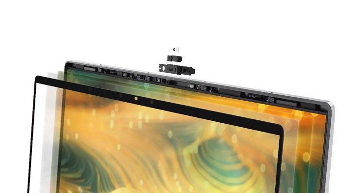 外媒赞扬,戴尔笔记本的摄像头隐私挡板的设计
