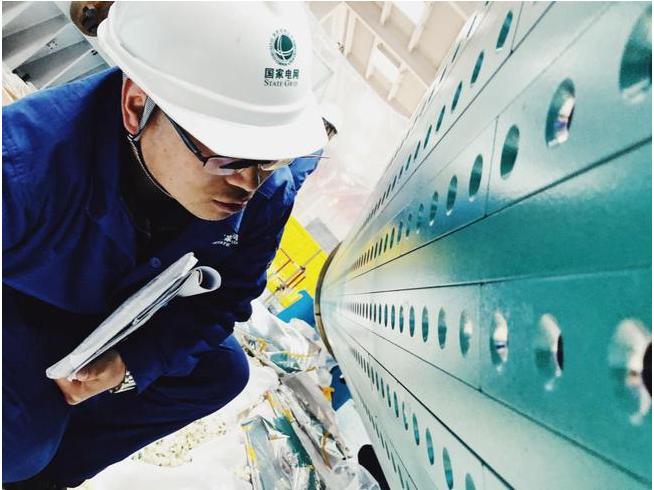 青藏联网工程柴达木换流站凝汽器工程已全面投产