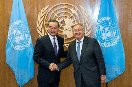 联合国秘书长呼吁:通过新型多边主义来应对全球的挑战