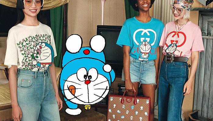 """从《哆啦A梦》到《龙猫》,奢侈品牌为何热衷于""""二次元""""?"""