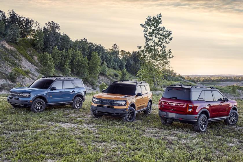 某些福特野马(Ford Bronco)运动车型即将会被延期