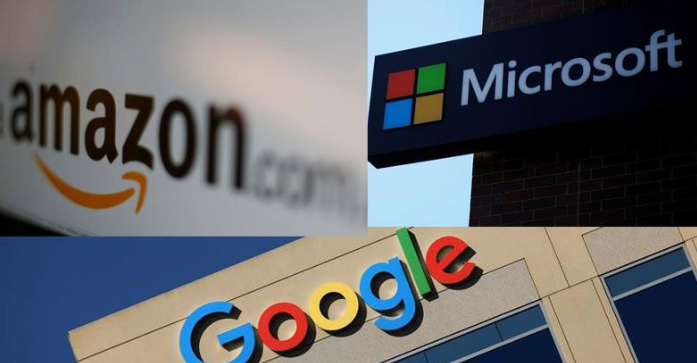 大牌工作室瞄准谷歌、微软和亚马逊再次被收购