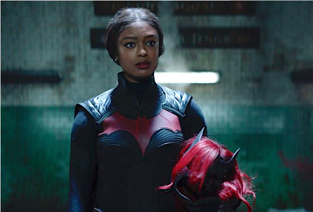 《蝙蝠女侠》第二季首播IGN 6点:未来的新星