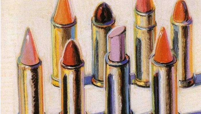 在战争中,不起眼的口红也是致命的武器