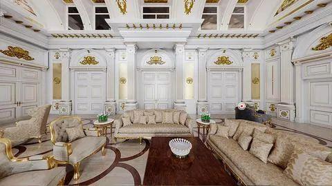 """普京拥有一个13亿美元的""""普京宫殿""""?"""