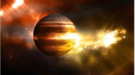 """第一颗无云木星系系外行星""""出现了"""