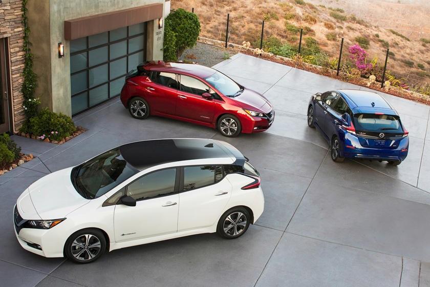日产汽车将在未来10年内仅销售电动汽车
