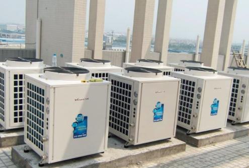 北京今年将添加一千万平方米的地源热泵项目