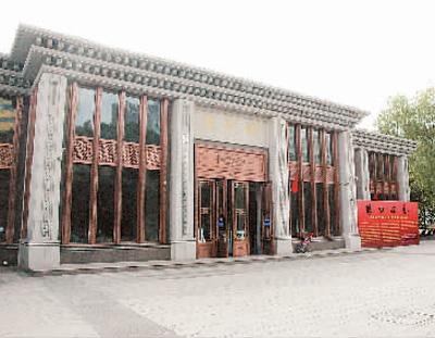 乌鲁木齐市美术馆:小而美,这样的空间,很有艺术!