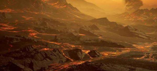 """地球之外有生命的存在吗?距地26光年外又发现""""超级地球"""""""