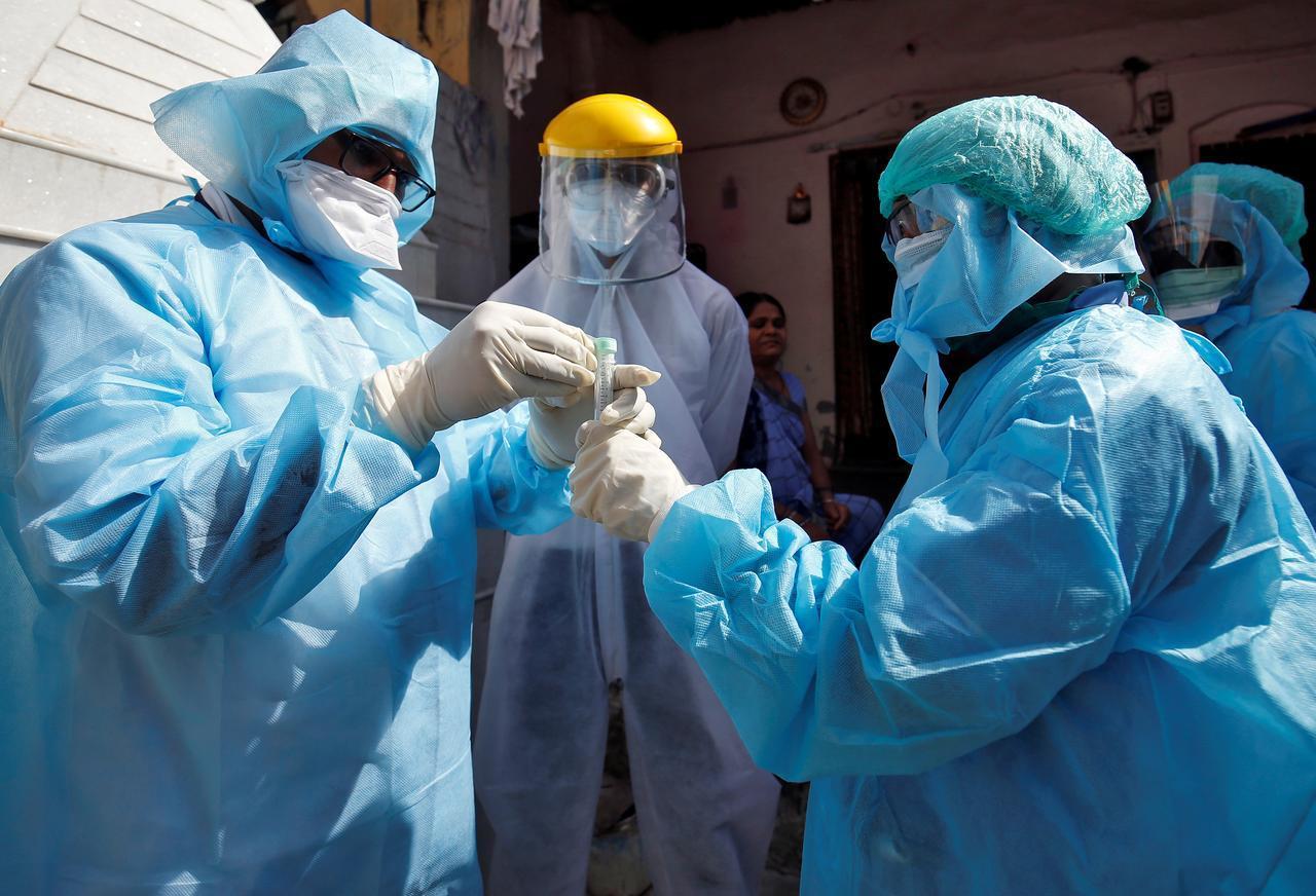 一文读懂全球疫情 全球累计确诊逾1300万例 71国确诊病例超万例