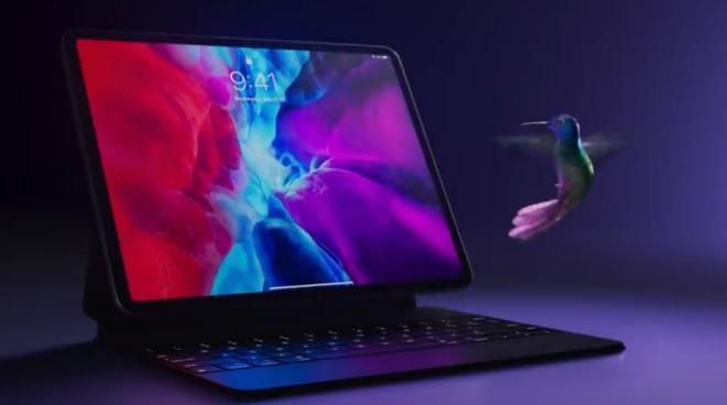 全新ipad pro magic keyboard开始发货 苹果发新广告展示产品
