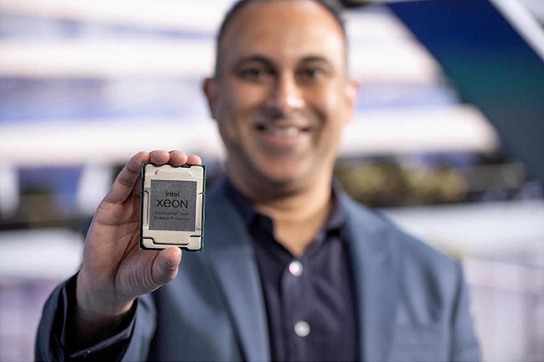 英特尔发布第三代可扩展处理器:性能平均提升至46%