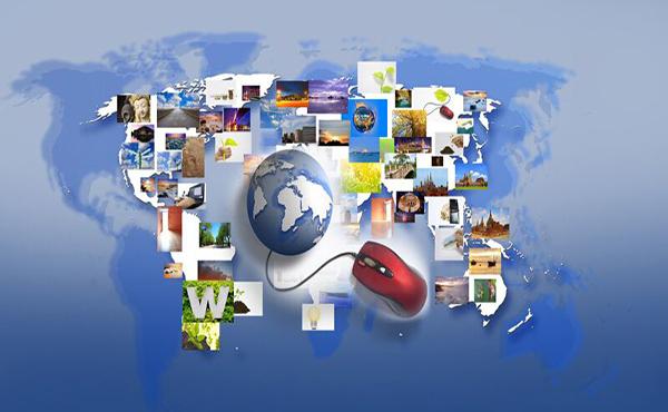 跨境电商 网络图