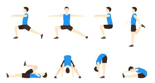 热身篇------跑步的正确方式,今天你又博学了么?