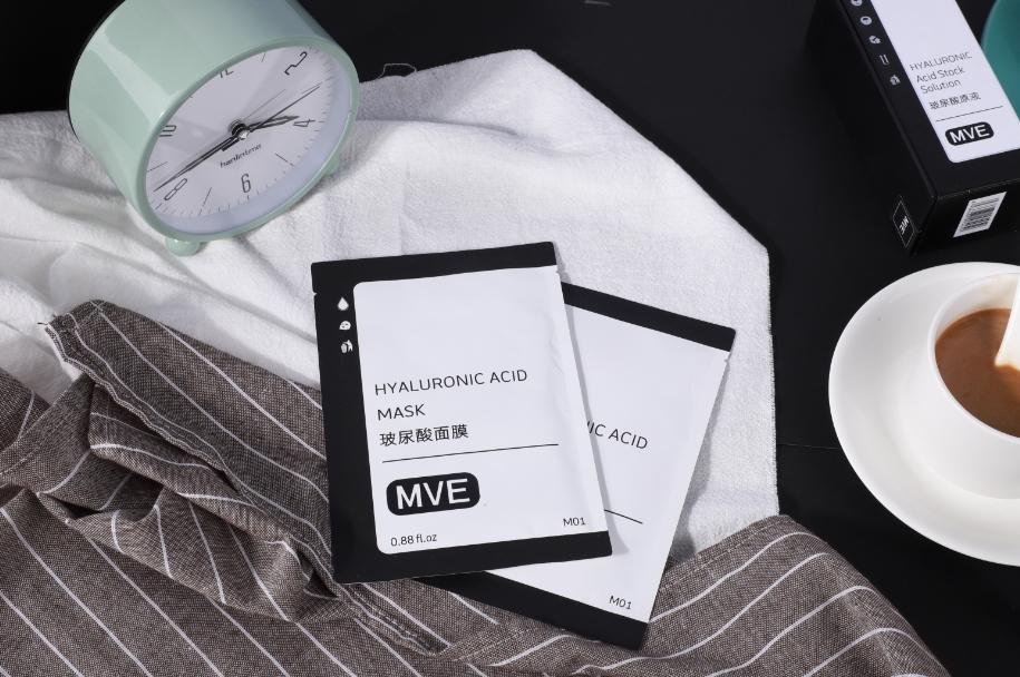 MVE玻尿酸面膜怎么样?