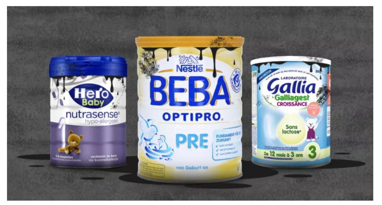 雀巢、诺优能、herobaby等多款国外奶粉检出芳香烃矿物油,慌吗?